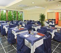 Hotel Lido Cattolica sala ristorante