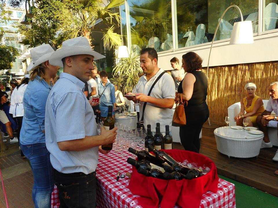 Hotel Lido Cattolica degustazione vino