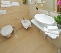 Hotel Lido Cattolica bagno in camera bello