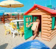 Hotel cattolica spiaggia convenzionata offerta