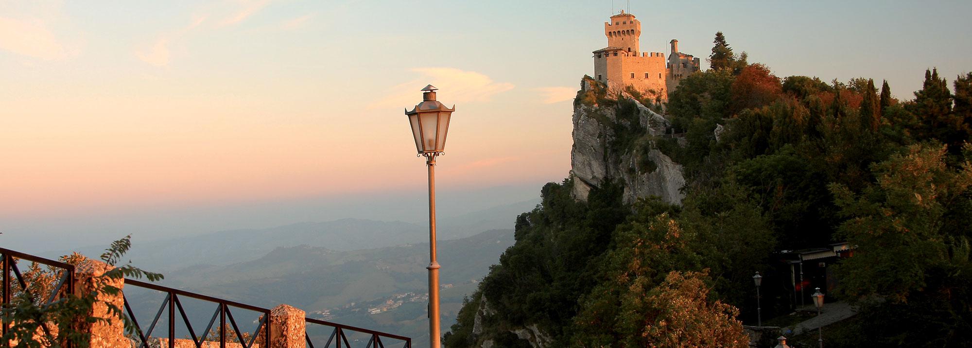 Entroterra Riviera Adriatica