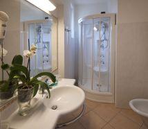 Hotel Lido Cattolica bagno in camera