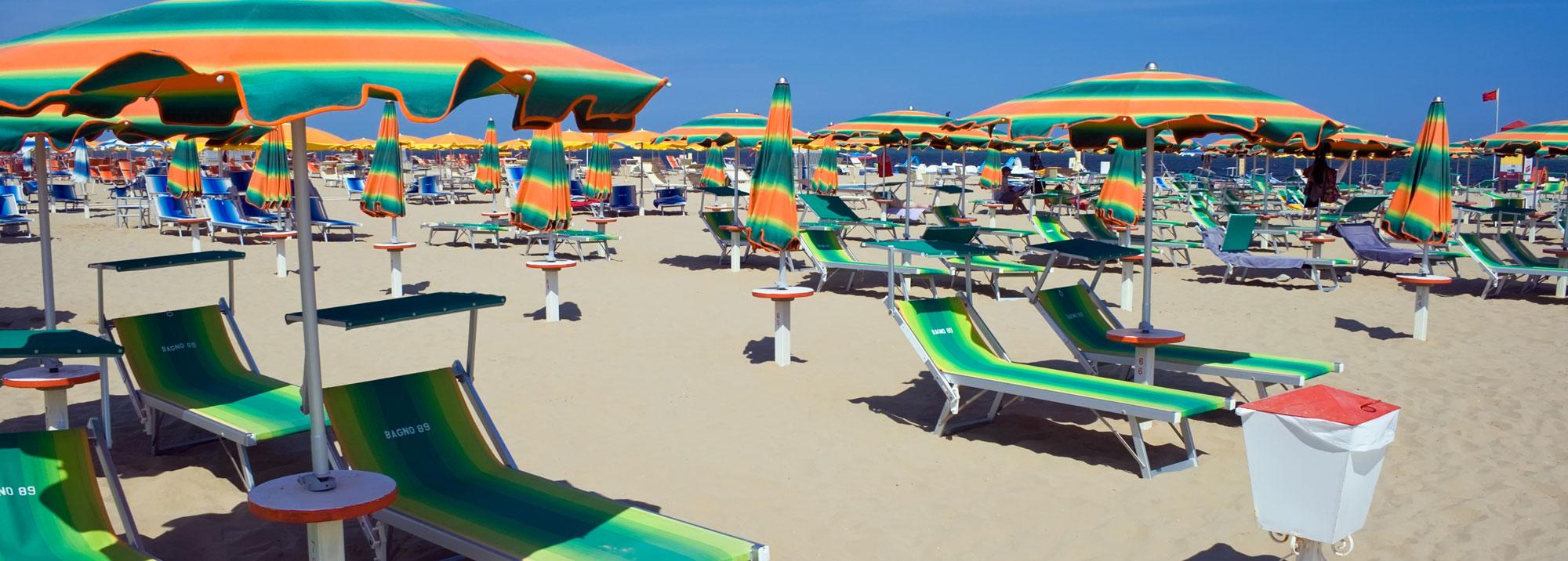 Hotel Lido Cattolica spiaggia