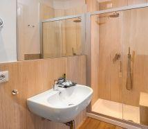 Hotel Lido Cattolica bagno in camera moderni