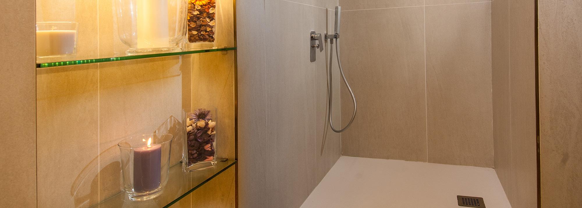 Hotel Lido Cattolica bagno camera grande
